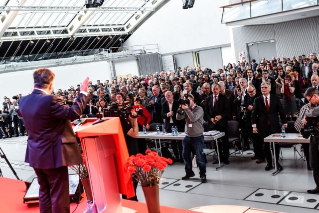 SPÖ OÖ Landesparteitag 2016